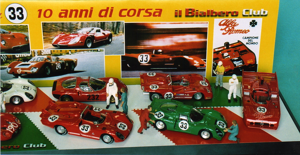 Alfa Romeo 33 3 further Bertone Gt 1300 Junior likewise Class P Alfa Romeo Tipo 33 Stradale also Automodello together with Detail image. on alfa romeo 33